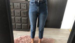 Stradivarius Slim mom Jeans High Waist