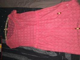 Beach Dress salmon-pink