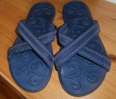 WalkX Strandsandalen donkerblauw