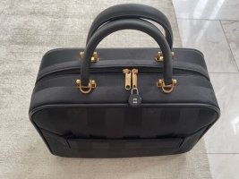 Stratic Travel Bag black-gold-colored
