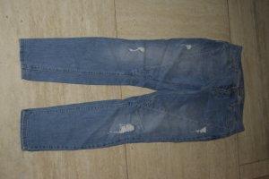 Street One Boyfriend Jeans azure