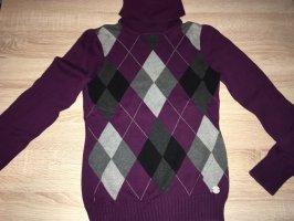Street One Turtleneck Sweater multicolored