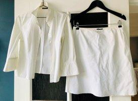 Strenesse Vestido elástico blanco-blanco puro