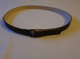 Strenesse Gabriele Strehle Leather Belt dark brown