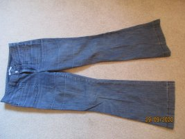 Strenesse Denim Flares blue cotton