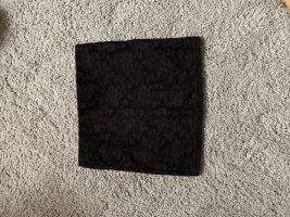 Amisu Falda de encaje negro