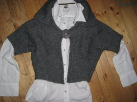 Knitted Bolero anthracite