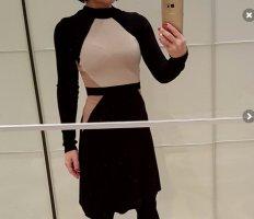 Strick Kleid in S Große