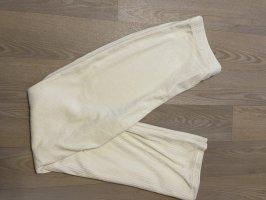 H&M Sweat Pants natural white