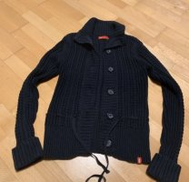 edc by Esprit Cardigan a maglia grossa nero