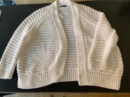 Campus by Marc O'Polo Coarse Knitted Jacket white