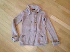 Gas Cardigan tricotés chameau
