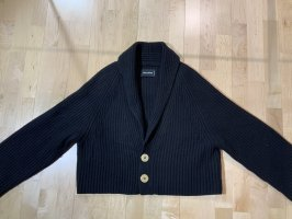 Zadig & Voltaire Coarse Knitted Jacket black