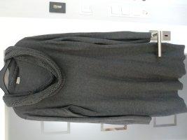 Strickkleid mit Wasserfallausschnitt (Esprit)
