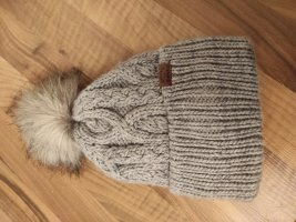 H&M Knitted Hat light grey
