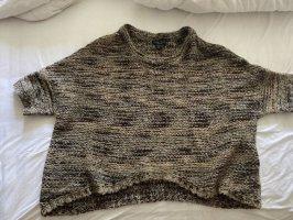 Amisu Knitted Sweater multicolored