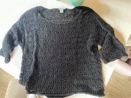 DKNY Maglione lavorato a maglia nero