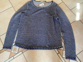 Cecil Maglione lavorato a maglia blu scuro Cotone
