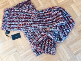 Cop Copine Knitted Scarf multicolored