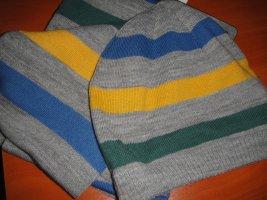 Stricktmuze  und Schal