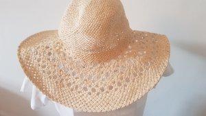 H&M Cappello di paglia beige chiaro