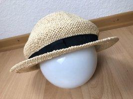 H&M Sombrero de paja multicolor