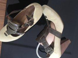 Stylisch extravagante Schuhe Design Andrea Sabatini 39 fast neu
