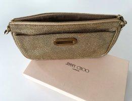 Stylische JIMMY CHOO Clutch in gold