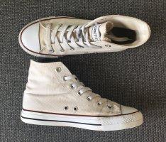LuckyZ Sneaker alta bianco-bianco sporco