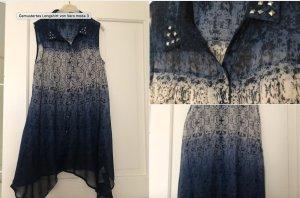 Stylisches  Longshirt im Batik Look von Vero moda
