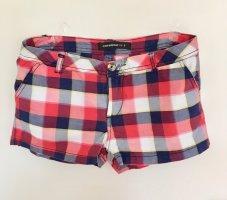 Fishbone Hot Pants multicolored cotton