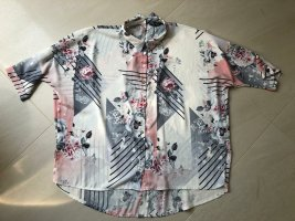 Select Blouse oversized multicolore polyester