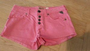 Süße Hot Pants von Replay in Pink - Größe XS