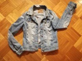 FB Sister Denim Jacket slate-gray-azure