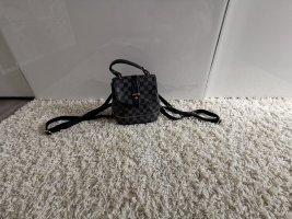 süße kleine Tasche Rucksack Kariert