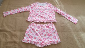 SheIn Pijama rosa-rosa