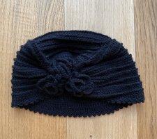 Crochet Cap black