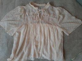 Süße Rüschen-Bluse