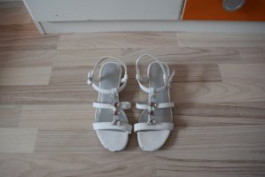 süße Sandalen, Riemchensandalen, Gr. 37