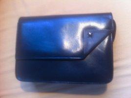 Mini Bag black-anthracite leather