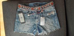 Mavi Jeans Co. Hot pants blu