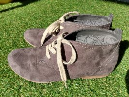 Graceland Lace Shoes dark grey