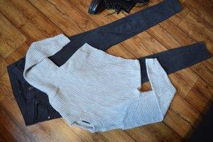 Süßer Cropped Sweater Gr. 40 Pretty Little Think