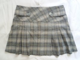 Orsay Rok met hoge taille grijs-grijs-bruin Polyester