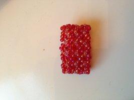 süßer Ring rotrosa