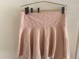 Süßer rosa Rock