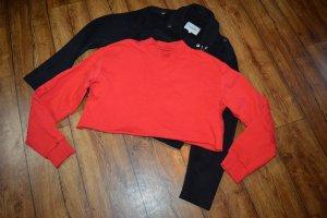 Nakd Oversized Sweater red