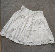 Colours of the World Miniskirt white