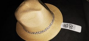 Straw Hat light brown
