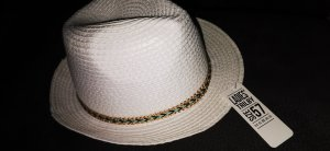 Straw Hat white